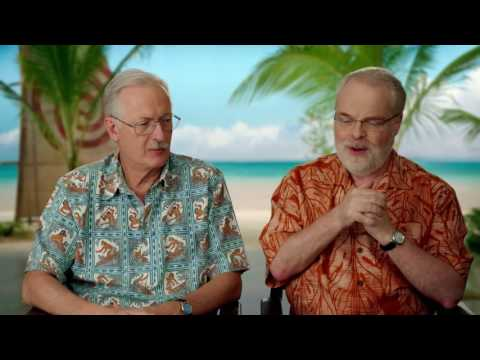 Moana: Directors Ron Clements & John Musker Behind the Scenes Movie Interview Mp3