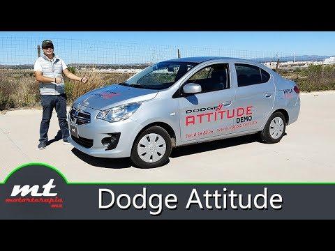Dodge Attitude Se Basico 1 000 Kilometros Con Un Tanque Youtube