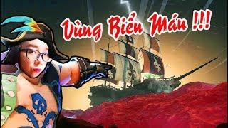 SEA OF THIEVES #3: VÙNG BIỂN XÁC CHẾT !!! TOÀN MÁU LÀ MÁU !!!
