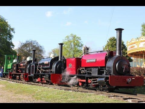 """Bressingham Heritage Steam Gala """"Gwynedd Returns"""" - 29/04/17"""