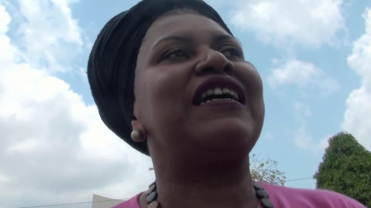 Histórias de Fátima Barros - Nascida na Ilha de São Vicente em 1972