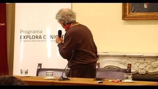 """Los Miércoles en la Academia: Humberto Maturana / """"¿Qué hace el Sistema nervioso?"""""""