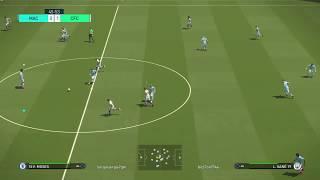 Amistoso JR-SGM: Manchester City 0-1 Chelsea FC