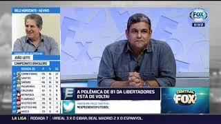 João Leite rebate Zico sobre Libertadores 81   O maior roubo da história do futebol mundial