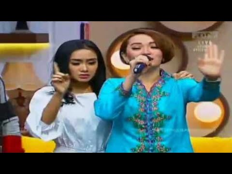 "Ayu Gotik Dan Citata Vs Evi ""I WILL ALWAYS LOVE YOU"" HD"