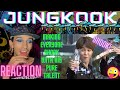 JUNGKOOK MAKING EVERYONE SHOOK BY HIS PURE TALENT | REACTION