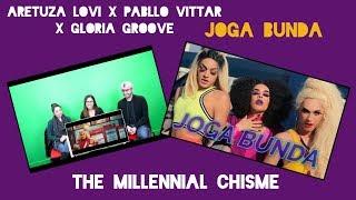 Baixar Aretuza Lovi, Pabllo Vittar, Gloria Groove | Joga Bunda (Video Oficial) Reaction | Millennial Chisme