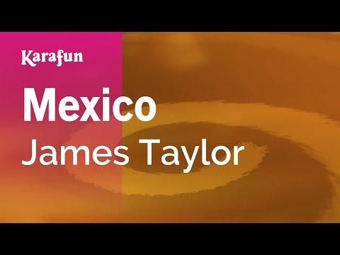 Karaoke Mexico - James Taylor *