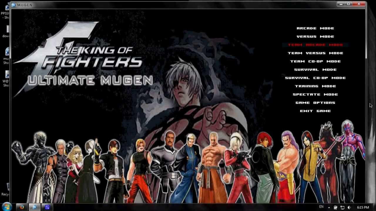 King Of Fighters - KOF Ultimate Mugen Official Site