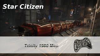 """Star Citizen   Alpha #20 - New current """"Drake Caterpillar 2.6"""" Version [PC;HD]"""