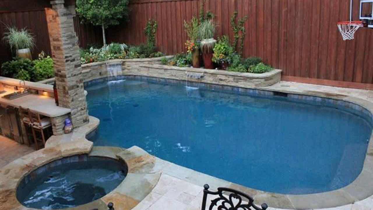 Desert Landscape Pool Design Ideas Youtube