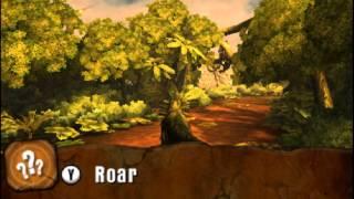 Combat of Giants Dinosaurs 3D Gameplay (Nintendo 3DS) [60 FPS] [1080p] Top Screen