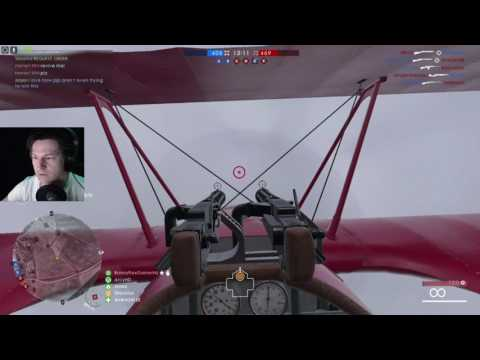 Battlefield 1 - 97-1 The Red Baron says Get Fokkin rekt
