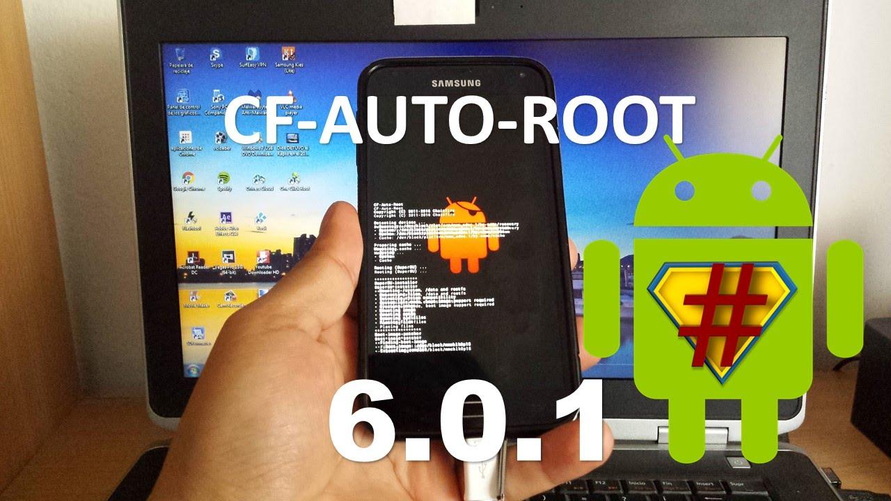 CF-Auto-Root si aggiorna con supporto a Android 5.1 e 6.0 ...