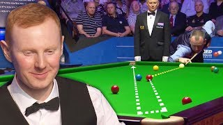 TOP 33 LUCKY SHOTS | World Snooker Championship 2018