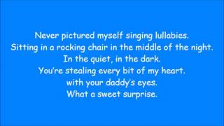 Carrie Underwood ~ What I Never Knew I Always Wanted (Lyrics)