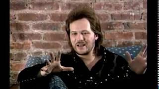 Travis Tritt Interview in 1990