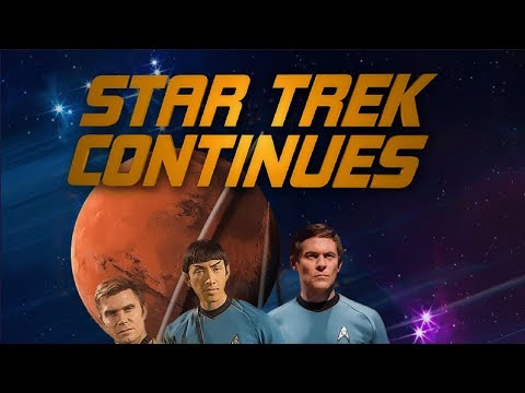 The Secrets of Star Trek Continues (STC) Continued with Todd Haberkorn