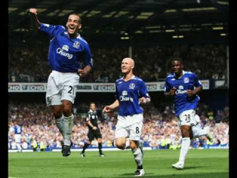 Everton Song | Its a grand old team