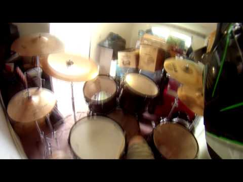 First Person Drums::Of Mice & Men - O.G Loko