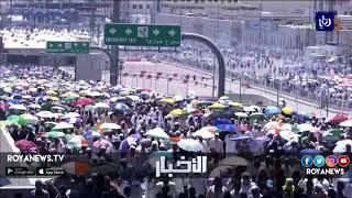 مليون وستمئة ألف حاج متعجل يختتمون مناسك الحج - (23-8-2018)