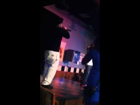 New Boi Performaning Live @The Checkerboard Lounge