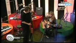 Rickie Lee Jones - Bonfires In Hell - Argentina 2009 TV