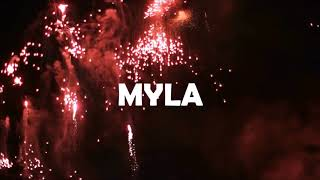 HAPPY BIRTHDAY MYLA