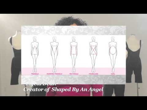 shaped by an angel body shaper 2013 Fall
