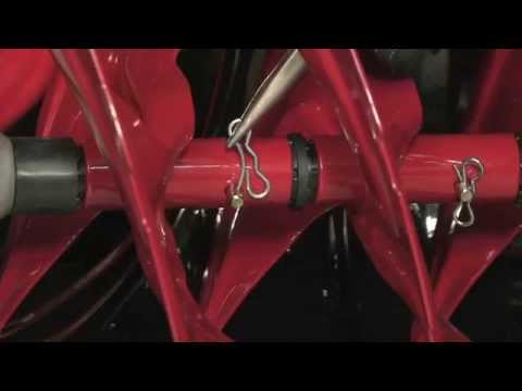 How to Replace Snowblower Shear Pins - YouTube