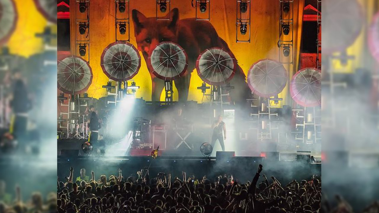 the prodigy omen electric castle 28062015 youtube