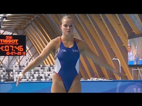 Kazan2013 Women's 3m springboard final