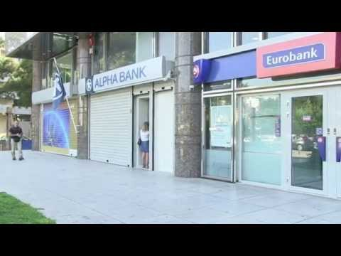 Panic ATM withdrawals lead Greek govt. to order banks closed