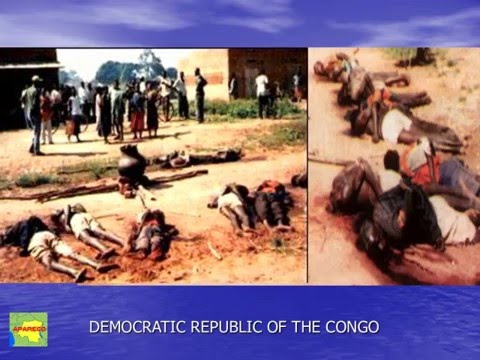 Apareco RDC: Crimes and Humanitarian Disaster In DRC
