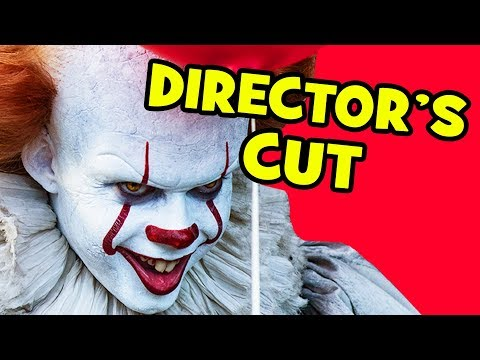 IT Movie DELETED SCENES (Director's Cut Explained)