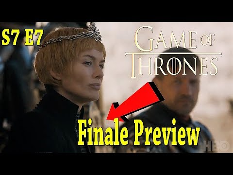 Game of Thrones 7x7 Promo BREAKDOWN Season 7 Episode 7 7x07 Trailer Season Finale