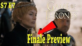 Game of Thrones 7x7 Promo BREAKDOWN Season 7 Episode 7 7x07 Trailer Season Finale