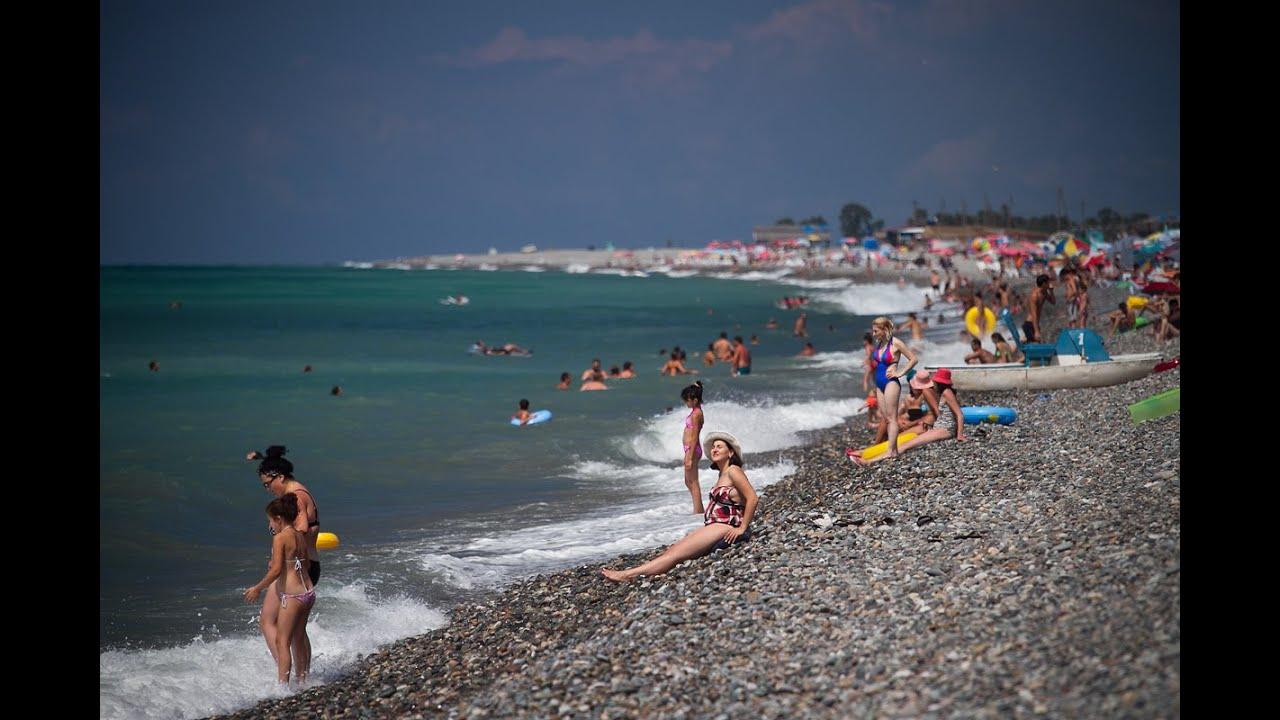 Отдых в Грузии, Батуми Чёрное море