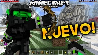 NUEVO SERVIDOR DE SKYWARS-LUCKY WARS Y MAS PARA MINECRAFT POCKET EDITION 1.X.X