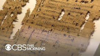 Some Dead Sea Scrolls at Bible museum apparently forged