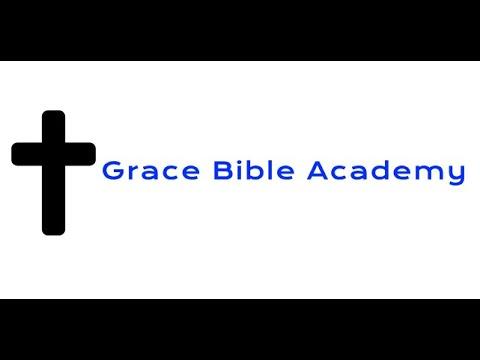 Grace Bible Academy Announcements