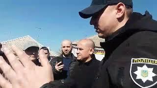 ПН TV: Конфликт между «Дорожным контролем» и патрульными в Николаеве thumbnail