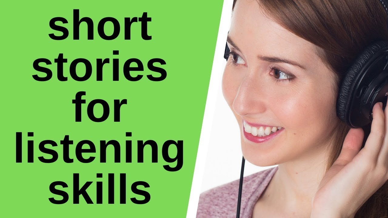 english story - Easy Stories in English - short stories for listening skills