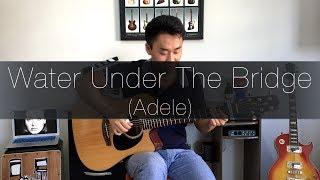 Baixar (Adele) Water Under the Bridge - Rodrigo Yukio (Fingerstyle Guitar Cover)(With Tabs)