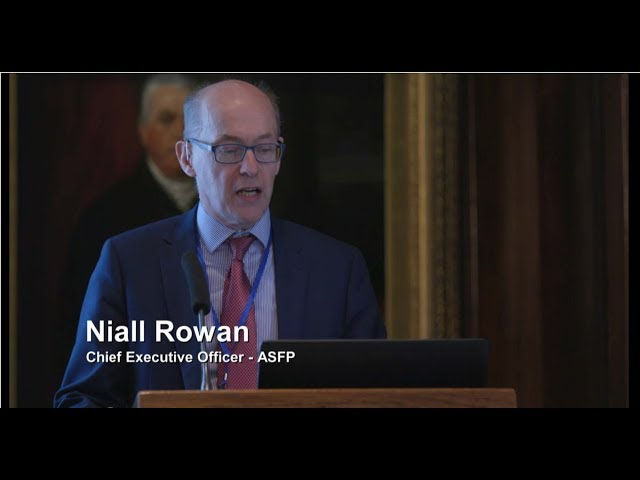 Fire protection installation and certification - Niall Rowan, ASFP