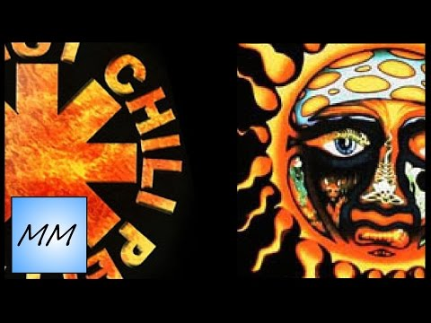 Red Hot Chili Peppers & Sublime MASHUP- Under the Santeria Bridge