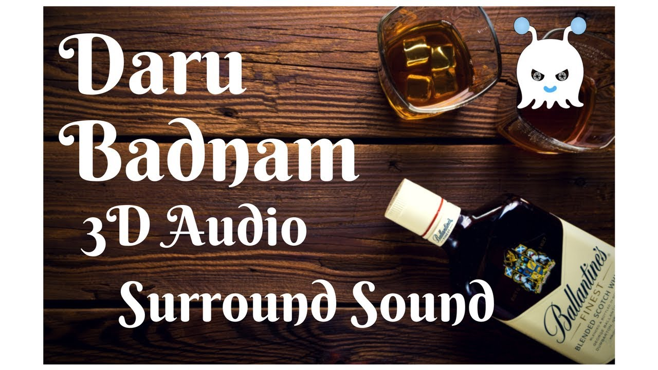 Daru Badnam - Param Singh | Surround Sound | 3D Audio | Use Headphones 👾