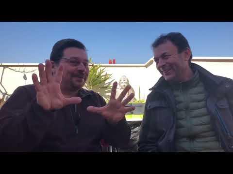 Antonio Martínez en su programa Nuevo Mundo entrevista a Xavi García