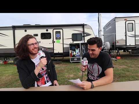 Alex Mac - Hozier Backstage at Hinterland 2019 (INTERVIEW)