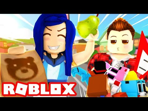 SHE STOLE MY CAR! ROBLOX DELIVERY SIMULATOR!!